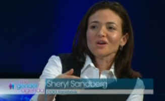 Sheryl Sandberg Gender Agenda Debate Feb 2010