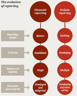 PwC's Inspiring trust through insight - Evolution of reporting