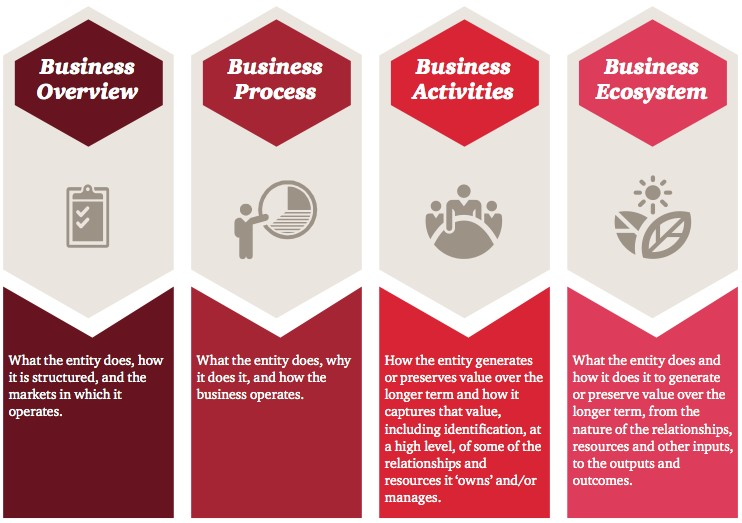 Business models picture