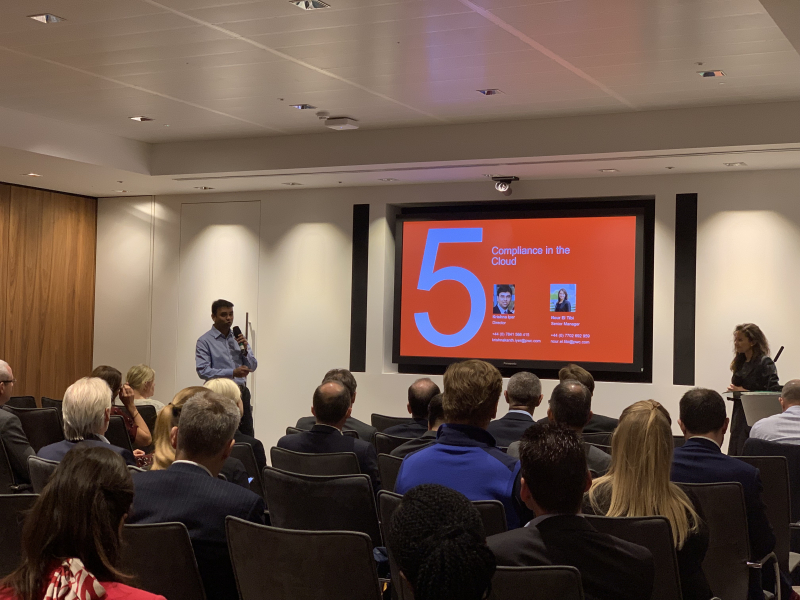 PwC London Technology client event (14 May 2019)